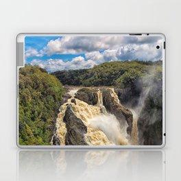 Magnificent Barron Falls in Queensland Laptop & iPad Skin
