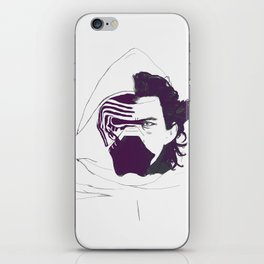 Ben Solo Awakened iPhone Skin
