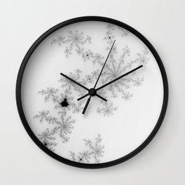 apple males Wall Clock