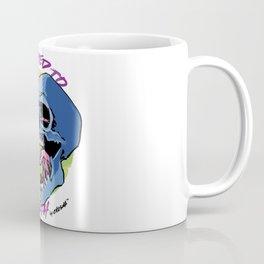 Scared to death Coffee Mug