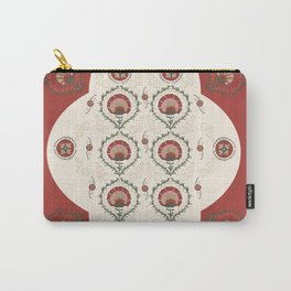 Suzani Carry-All Pouch