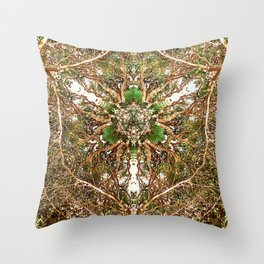 Source No 1 Throw Pillow