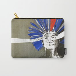 Save the Guarani Tribe Carry-All Pouch