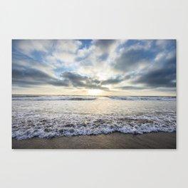 Torrey Horizon Canvas Print