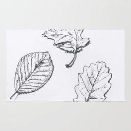 Leaves Rug