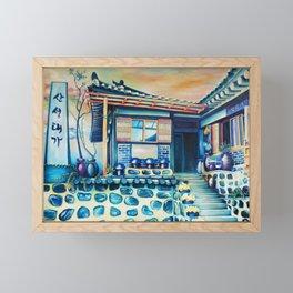 Hansik Framed Mini Art Print
