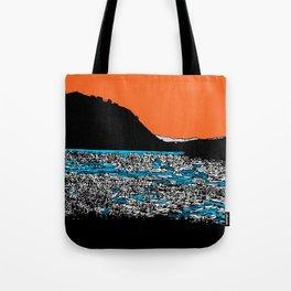 Lake Tote Bag