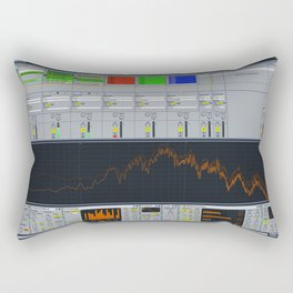 ABLETON Rectangular Pillow