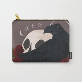 Familiar: Raven Carry-All Pouch
