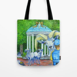 Locals Only  - Chapel Hill, NC Tote Bag