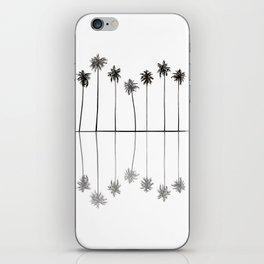 Palm Reflections II iPhone Skin