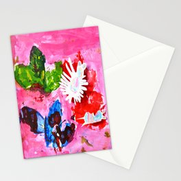BUTTERFLiES TRANSFORMATiON | Craft Kid Stationery Cards