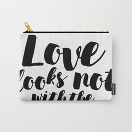 About love Carry-All Pouch
