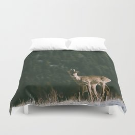 Hello spring! - Landscape and Nature Photography Duvet Cover