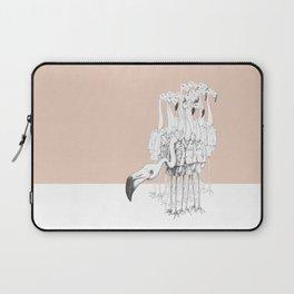 Weird & Wonderful: Flamingo Boys Laptop Sleeve