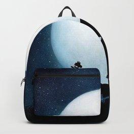 Snoopy Charlie nightmare Backpack