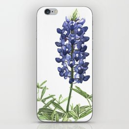 Texas_Bonnets iPhone Skin