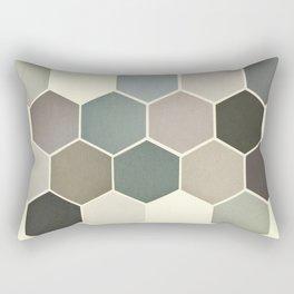 Shades of Grey Rectangular Pillow
