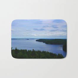 Summer Finnish Lakeland Bath Mat