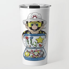 Mario - Fear And Loathing In Las Vegas Travel Mug