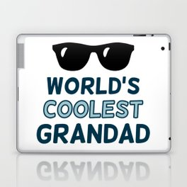 World's Coolest Grandad Laptop & iPad Skin