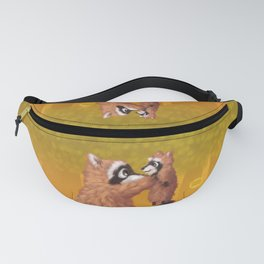 Raccoon Series: Lil' Pup Fanny Pack