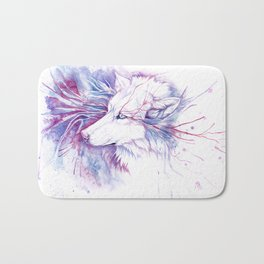 Beautiful mind Bath Mat
