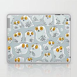 Snowy Owls. Laptop & iPad Skin