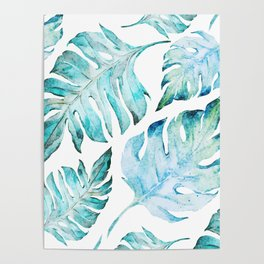 love tropical Poster