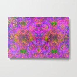 Sedated Abstraction I Metal Print