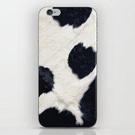 Cow Skin iPhone Skin