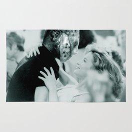Jason Vorhees in Dirty Dancing Rug