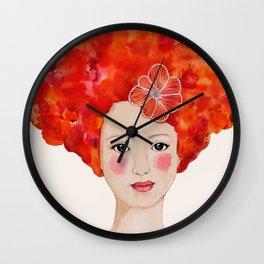 aurore Wall Clock