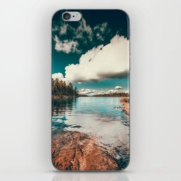 Belle Svezia iPhone Skin