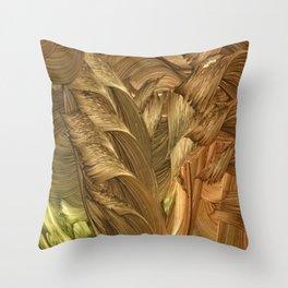 Brouny Throw Pillow