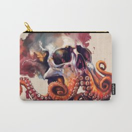 Octobeard Carry-All Pouch