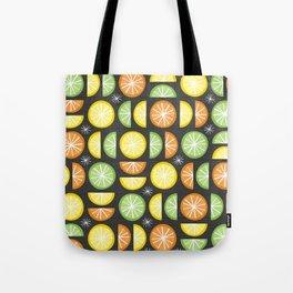 Zesty Citrus Tote Bag