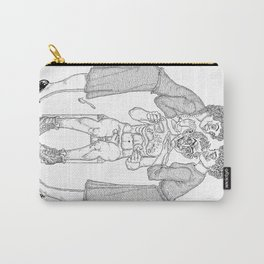 The Defamation of Normal Rockwell II (NSFW) Carry-All Pouch