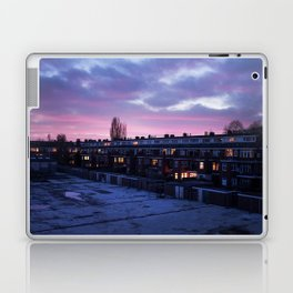 Groningen Sunset, The Netherlands Laptop & iPad Skin