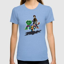 Tardis Super Hero T-shirt