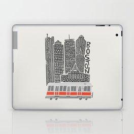 Boston City Illustration Laptop & iPad Skin