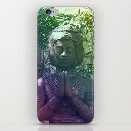 Meditation iPhone Skin