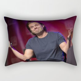 Sebastian Stan | SLCC 2015 Rectangular Pillow