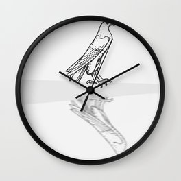 Brakn point Wall Clock