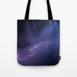 Volt out of the blue Tote Bag