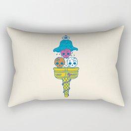 Brainfreeze Rectangular Pillow