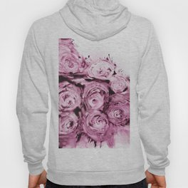 Muted roses Hoody