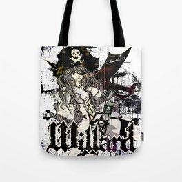 WILLARD THE WENCH Tote Bag