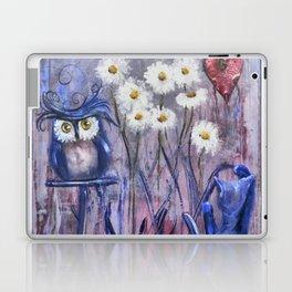 Marguerites Laptop & iPad Skin
