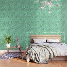 Dots- aboriginal Wallpaper